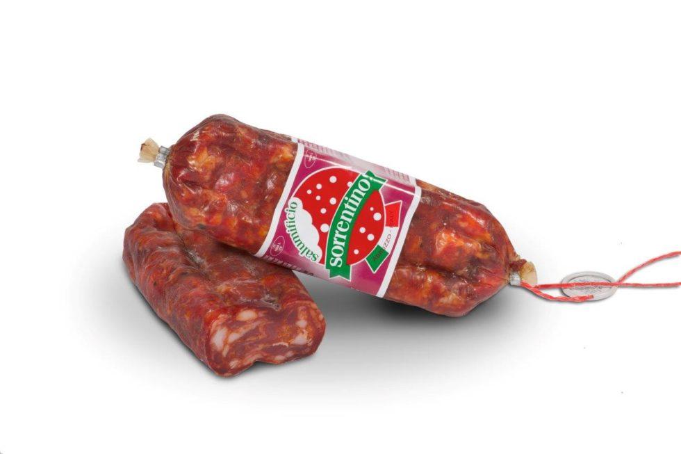 Salame Abruzzese Piatto Piccante