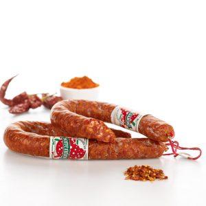 Salsiccia Piccante Curva