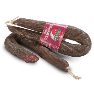 Acquista anche tu la nostra Salsiccia Cicolana di fegato. Clicca e scopri il nostro shop online.