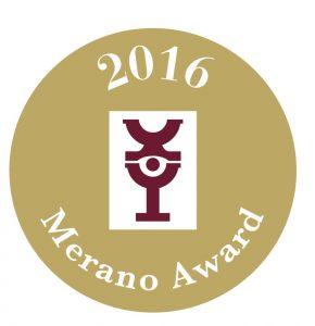 Gold Award Merano Wine Festival