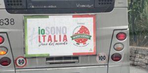 Sorrentino sui bus di Roma!