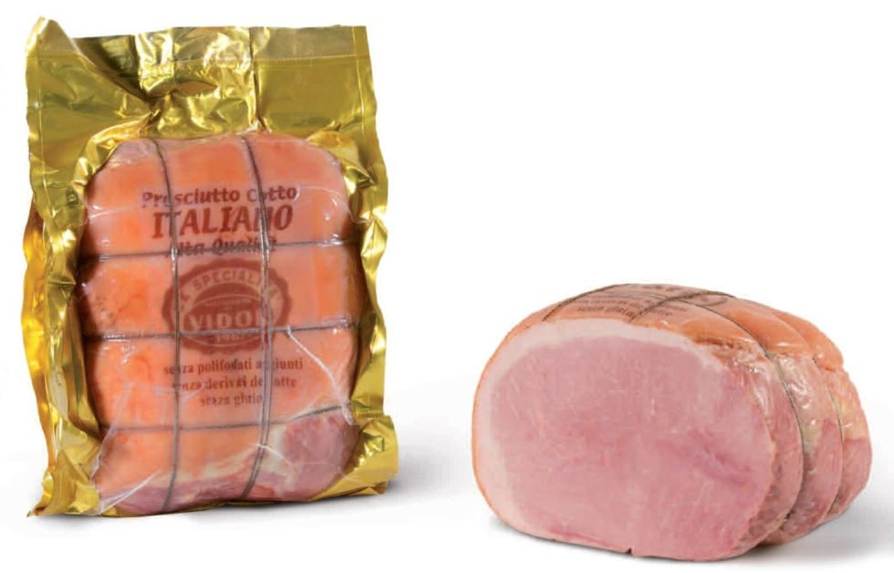 """Italiano"" Cooked Ham High Quality"