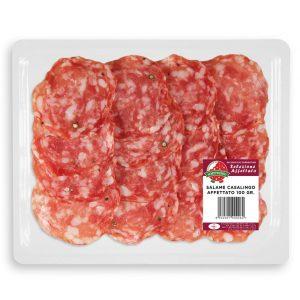 Salame Casalingo Vaschetta 100 gr.