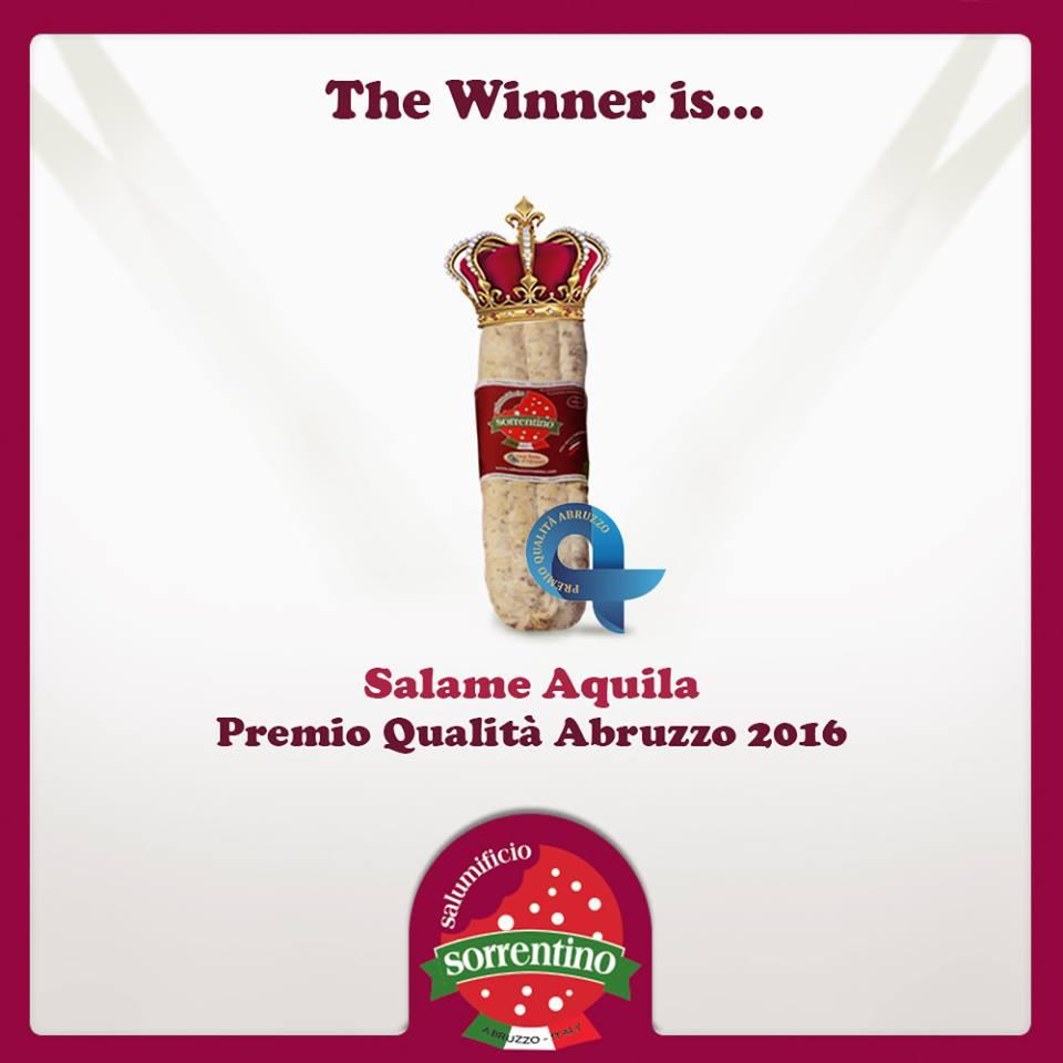 Salame Aquila